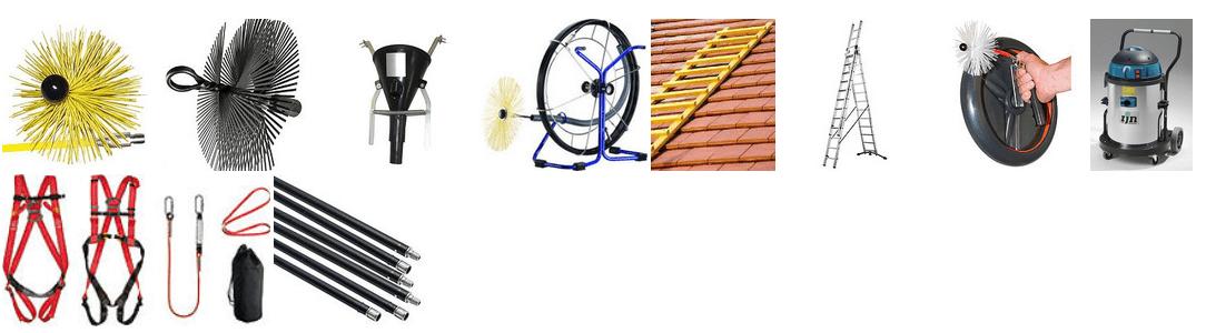 matériel ramoneur