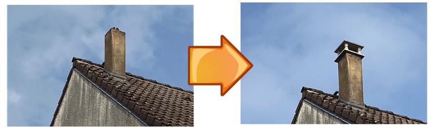 chapeaux de cheminée
